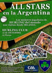 #6 Argentina dreams of reviving hurling- All Star tour reaction