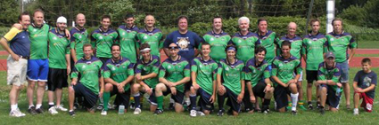 Buffalo Fenians Junior C Gaelic Football team