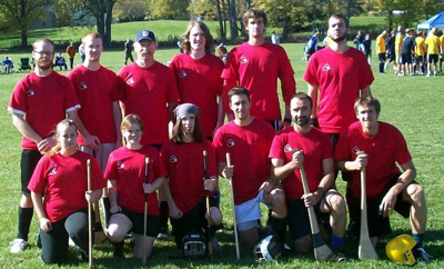 Indiana University Hurling team