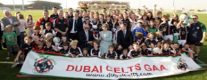 #21 Qatar, Thurles and Shelmaliers take spoils in the Gulf