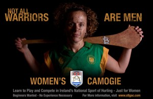 And the 'April Promo of the Month' goes to…St Louis Camogie