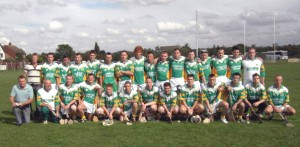 #56 Bros Pearse claim Ronan Cup in London