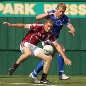 Galway almost shocked in Bronx