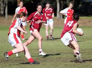'MacAnallens oust 'Ireland's in Sydney semis