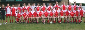 #86 Tir Chonaill Gaels take Conway Cup in London