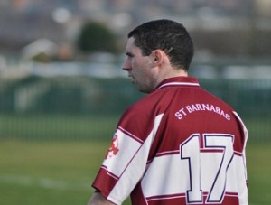 #118 Second half surge puts Barnabas into final