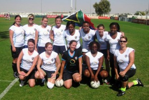 #207 South Africa Gaels shine in recent Gulf Games