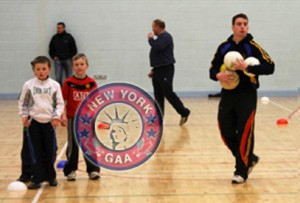 #215 NY GAA games officer opens new doors