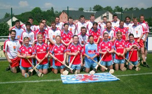 #223 Great Luxembourg tourno as Den Hague open European hurling championship