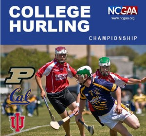 #228 Historic US Colleges Hurling Championships this weekend