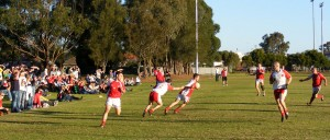 #233 – Favourites on course in NSW GAA League