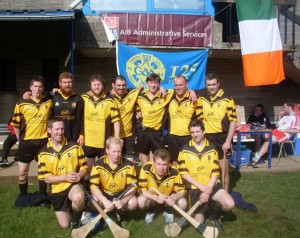 #231 The Hague win again at new European hurling fixture