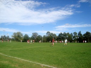 Sydney GAA plagued by poor weather