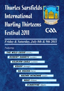 # 247 Thurles shines spotlight on International hurling this weekend