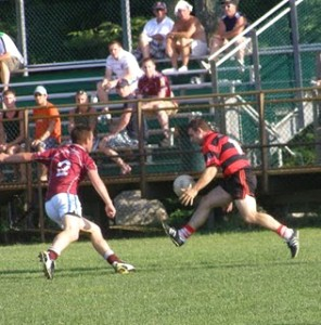 #256 Great win for Boston Galway footballers