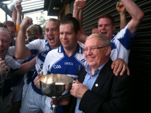 #285 'Towers back in senior football, 'Emmetts and 'Gabriels to battle for London hurling crown