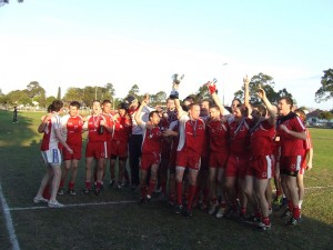 'Shamrocks, 'Cusacks and 'Coast retain titles in Sydney