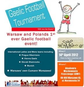 Warsaw's Big Day