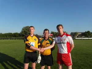 # 346 Tir Chonaill beat champs, London hurlers and footballers ready for fray
