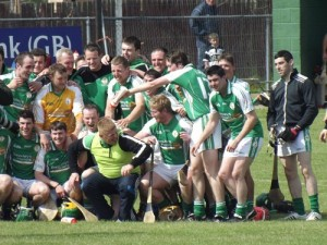 # 354 London hurlers in first Christy Ring Final