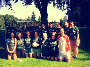# 409 Vancouver teams tops in Western Canada