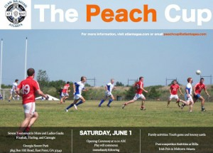 # 510 It's 'Peach' time in Georgia..!