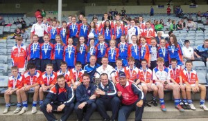 # 534 NY teams head to 'Feile' football festival
