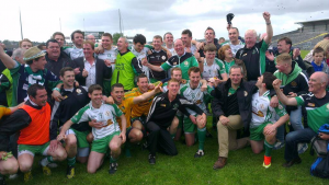 # 541 First Connacht final brings joy for London GAA