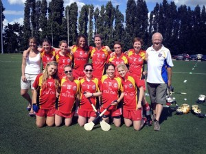 # 567 Belgium Hurling and Camogie double in Europe