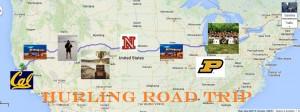 # 584 Hurling Road Trip