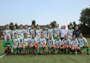 # 598 European GAA makes history this weekend