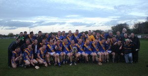 # 611 St. Gabriels retain London hurling crown