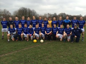 # 637 BU GAA Div 3 & 4 football championships this weekend