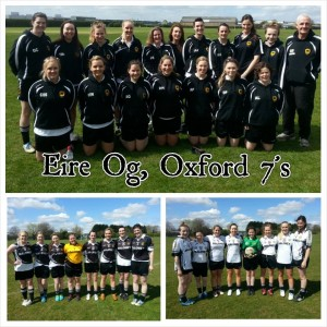 # 659 Luton's Claddagh 'Black' take Oxford Sevens